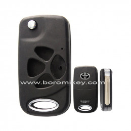 4 button with logo Toyota...