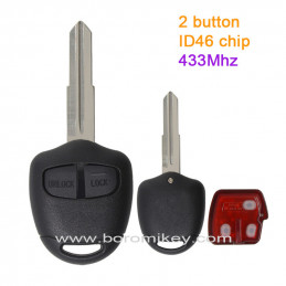 2 button 433MHZ  ID46 Left...