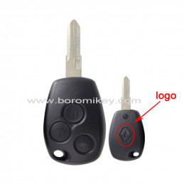 With logo 3 button...