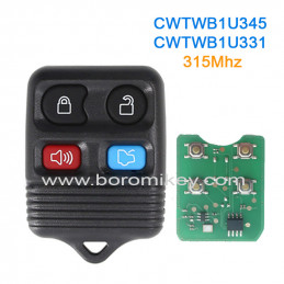4 button 315MHZ Ford...