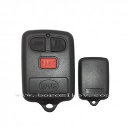 With logo 2+1 button remote...