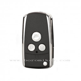 With logo 3 button remote...