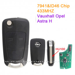 2 Button 7941 &ID46 Chip...