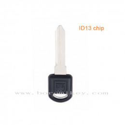 ID13 chip key for GMC/Buick