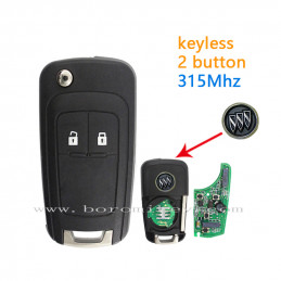 315Mhz Buick 2 button full...