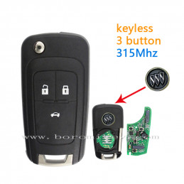315Mhz Buick 3 button full...