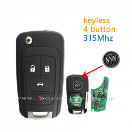 315Mhz Buick 4 button full...