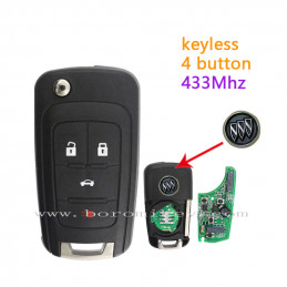 433Mhz Buick 4 button full...