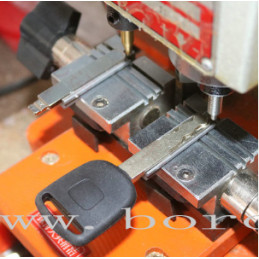 9.1mm wide Key clamp for...