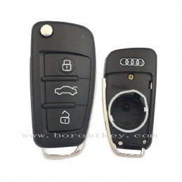 With blade  Audi A3 Remote...