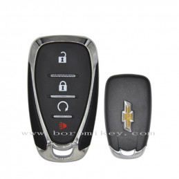 3+1 button with logo remote...